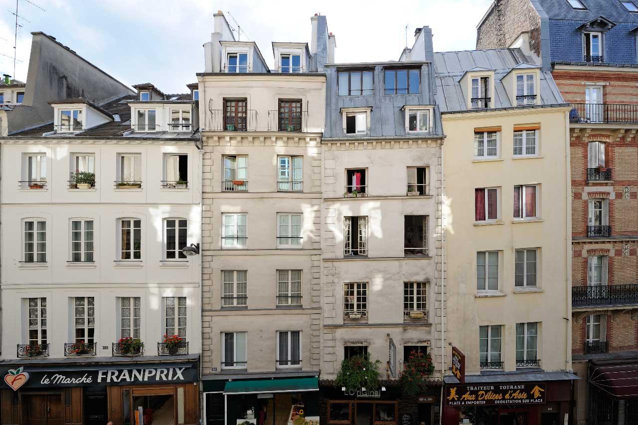 Secret paris berangere 39 s hidden rooftops for Secret paris