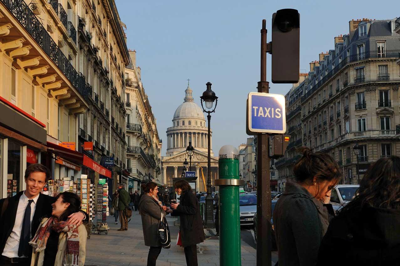 Paris Chronicle 15 Quartier Latin Dorpatsherrardlomont